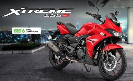 BS6 Hero Xtreme 200S Launch