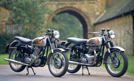 BSA Motorcycles Production UK
