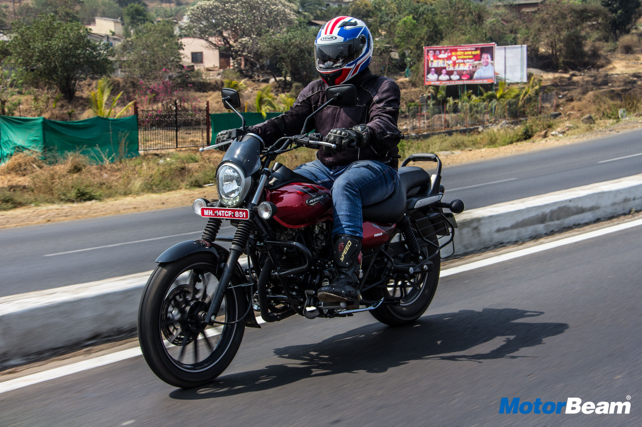 Bajaj Avenger 180 Video Review