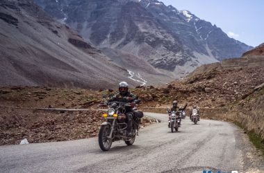 Bajaj Avenger FLG Ride To Leh Ladakh – The Dream Ride
