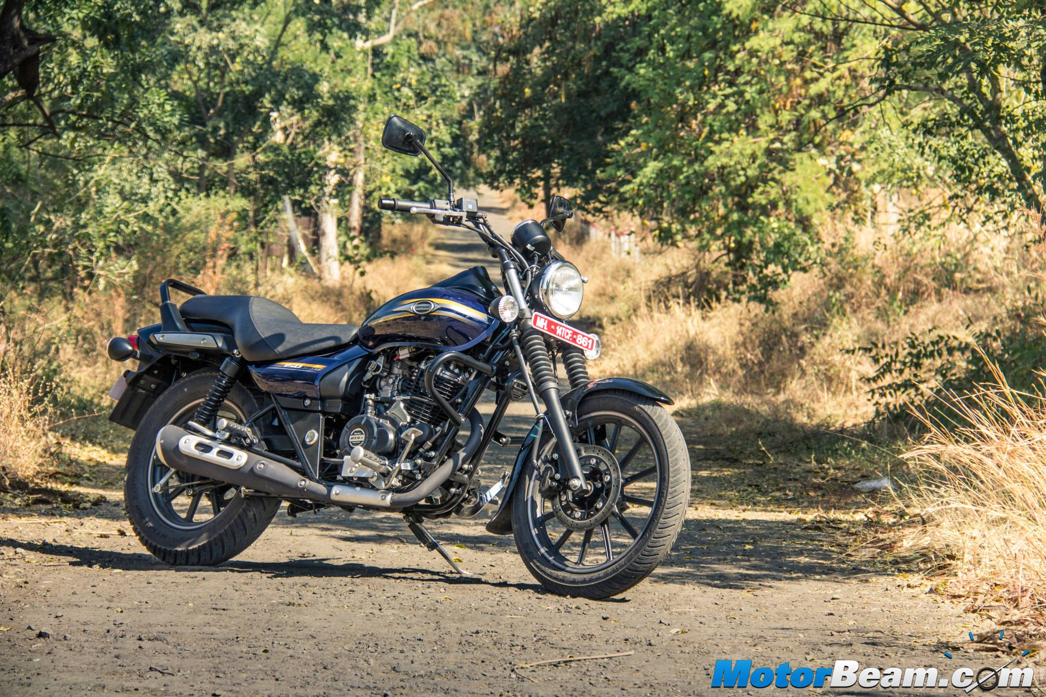 Bajaj Avenger Street 150 Test Drive Review