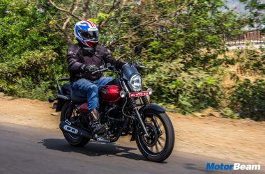 2018 Bajaj Avenger 180 Street Test Ride Review