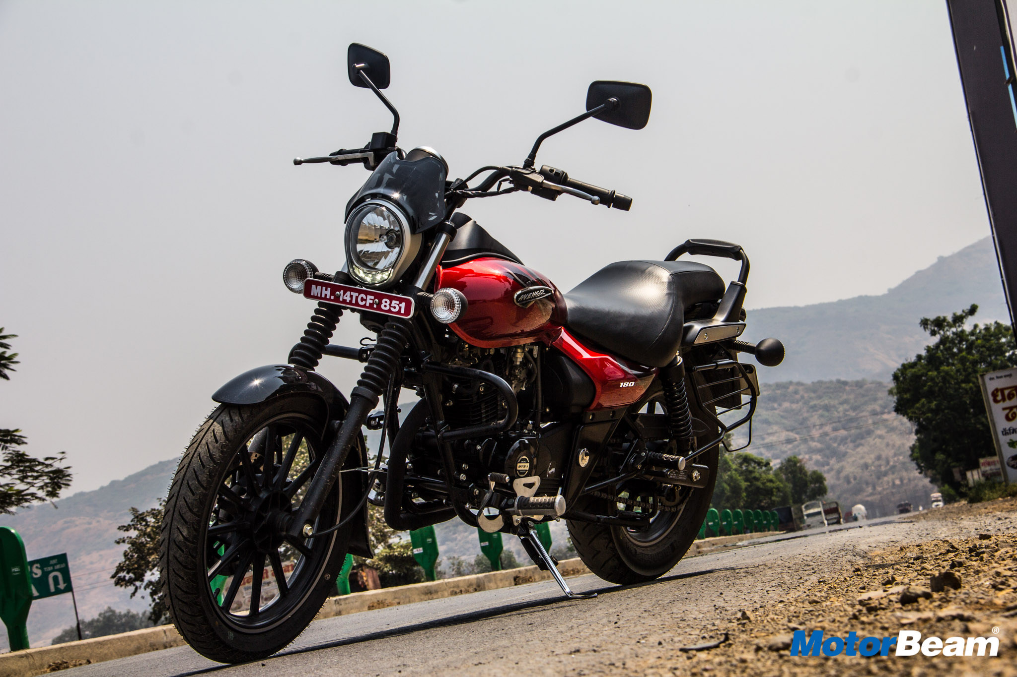 Bajaj Avenger Street 180 Test Ride Review
