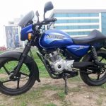 Bajaj Boxer 150 Modified Cafe Racer