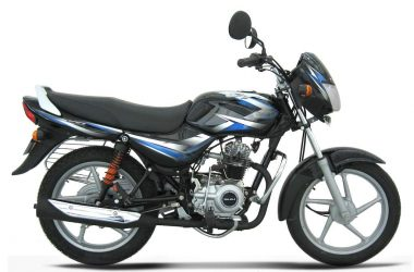 Bajaj CT 100 Side