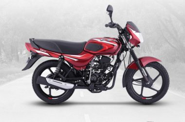 Bajaj CT 110 Red
