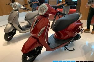 Bajaj Chetak Electric Scooter Video