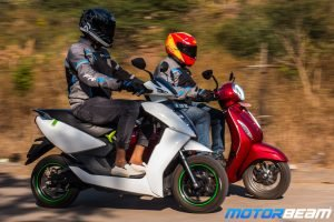Bajaj Chetak Electric Video Review