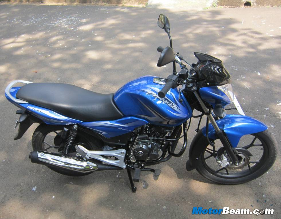 Bajaj Discover 100M Review
