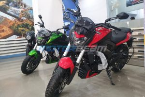 Bajaj Dominar 250 Bookings
