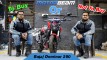 Bajaj Dominar 250 Hindi Video Review