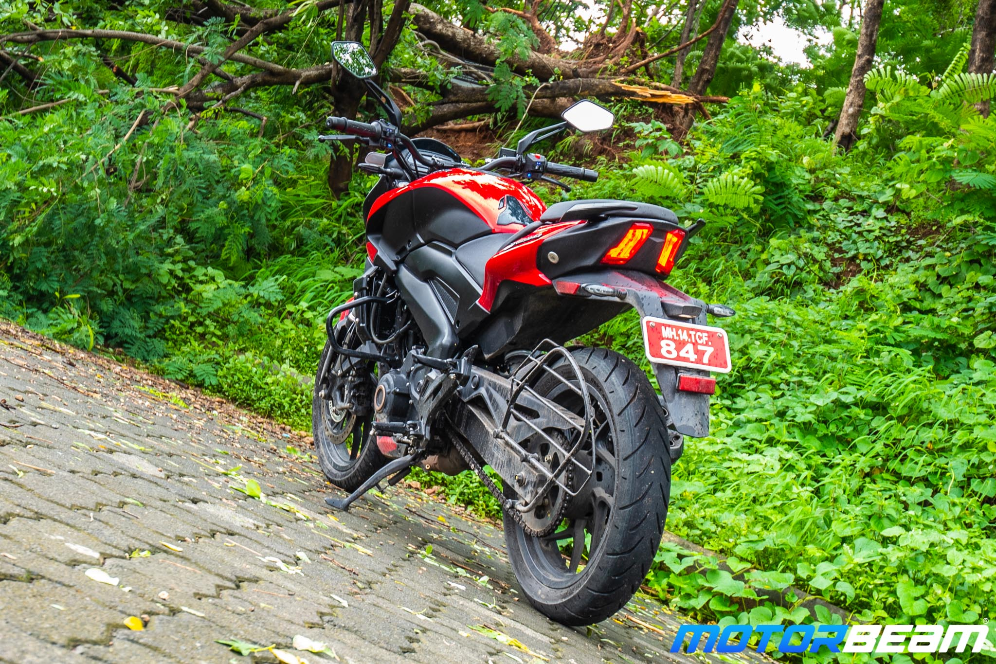 Bajaj Dominar 250 Review Colours