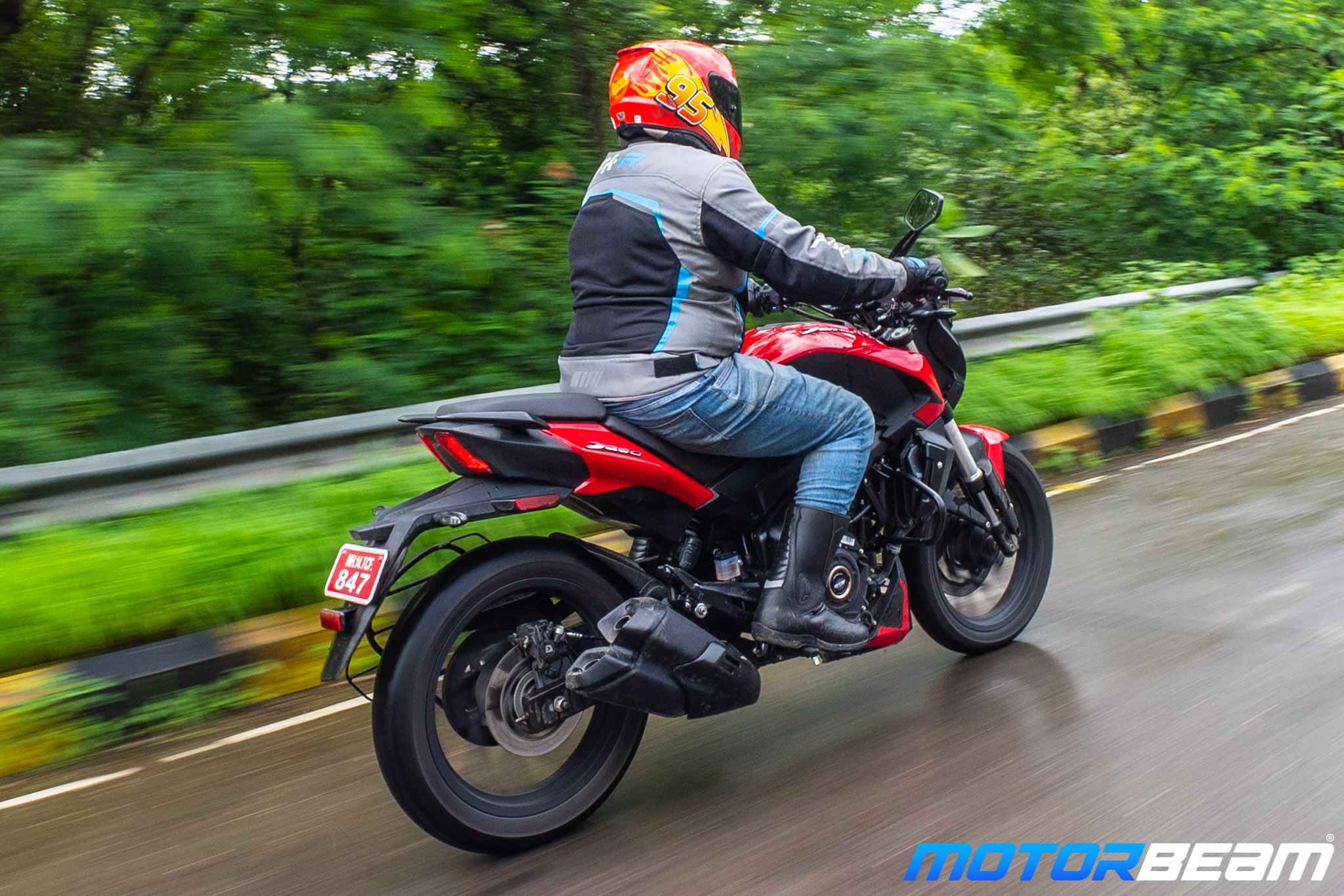 Bajaj Dominar 250 Review Details