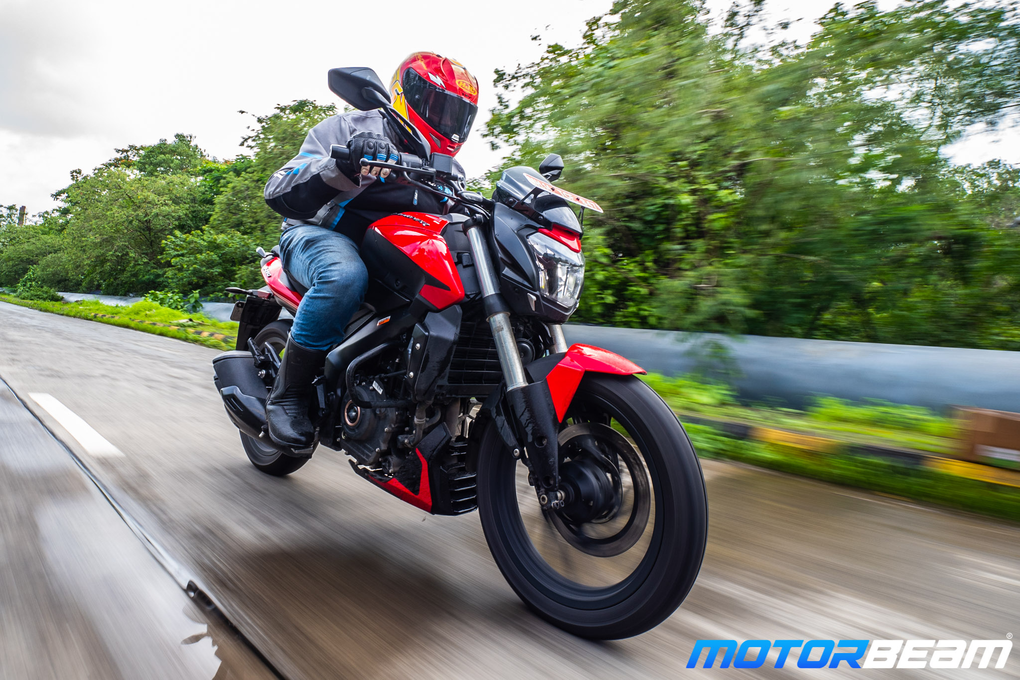 Bajaj Dominar 250 Test Ride Review