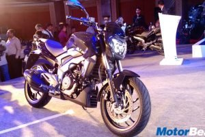 Bajaj Dominar 400 Launch