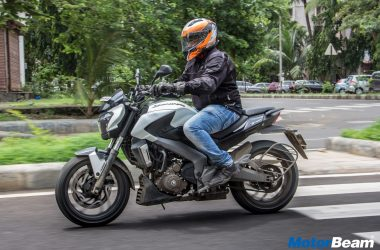 Bajaj Dominar 400 Long Term