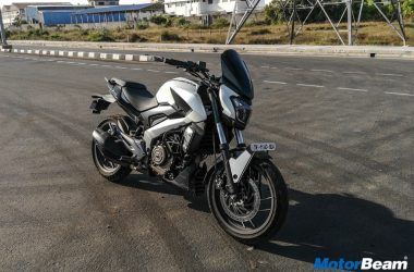 Bajaj Dominar 400 Long Term Test