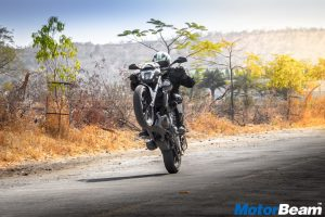 Bajaj Dominar 400 Video