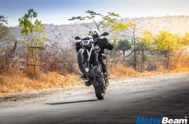 Bajaj Dominar 400 Video Review