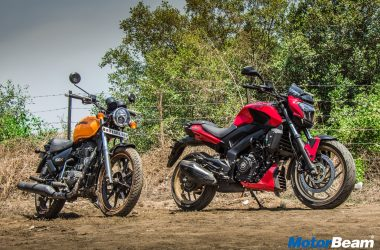Bajaj Dominar 400 vs RE Thunderbird 500X - Shootout