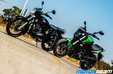 Bajaj Dominar 400 vs Royal Enfield Classic 500 Comparison Review