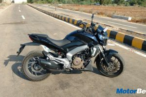 Bajaj Dominar Ownership Report