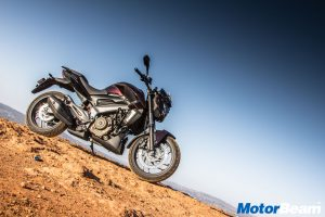 Bajaj Dominar Review