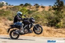 Bajaj Dominar Review Test Ride