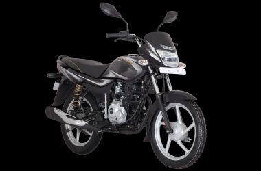 Bajaj Platina 100 KS Black