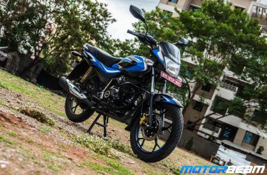 Bajaj Platina 110 H Gear Review Test Ride