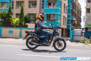 Bajaj Platina 110 H Gear Video Review