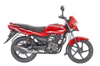 Bajaj Sales Drop, 100cc Motorcycles Biggest Losers