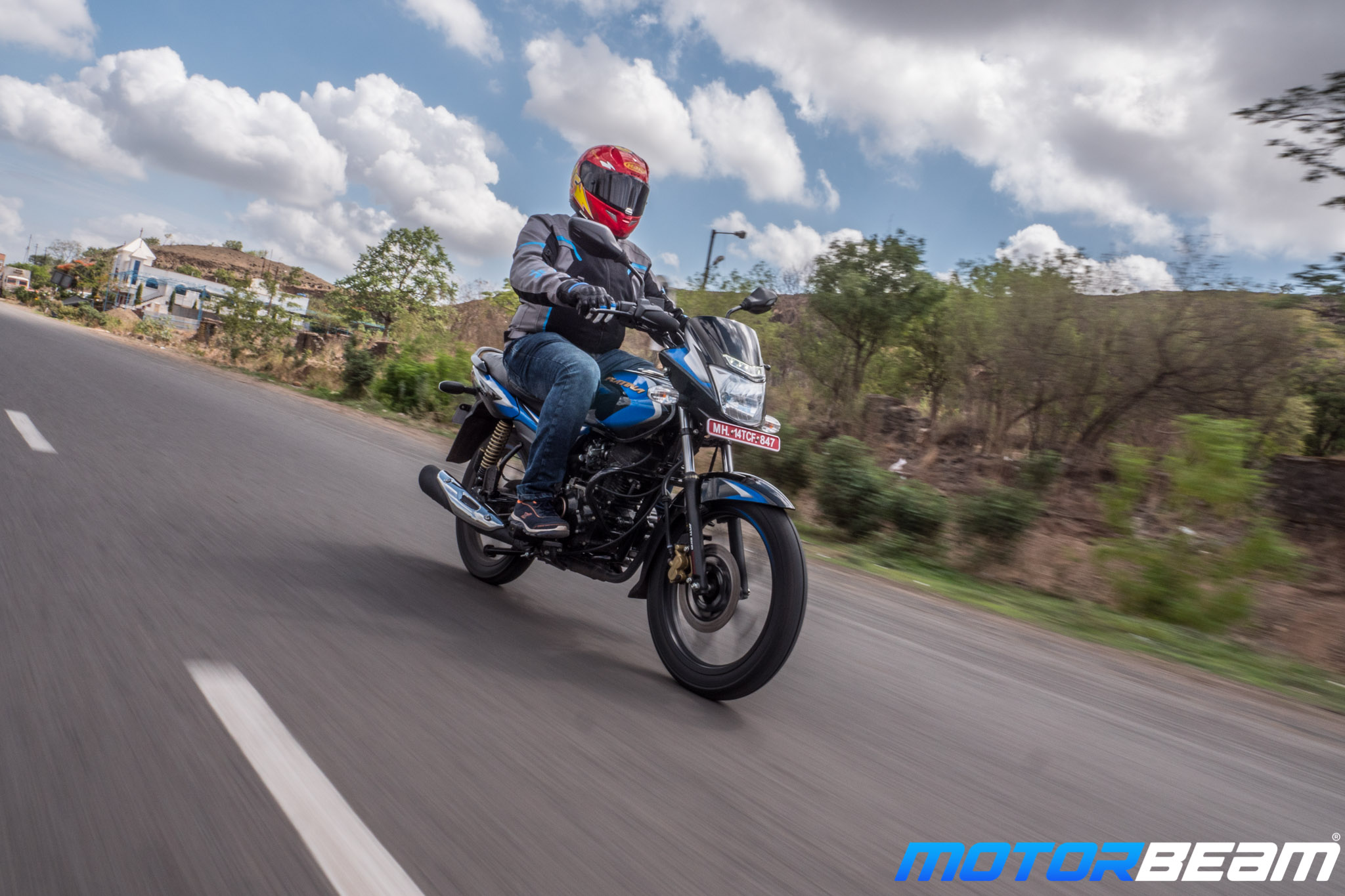 Bajaj Platina 110 H Gear BS6 Launched, Priced At Rs. 59,802/-