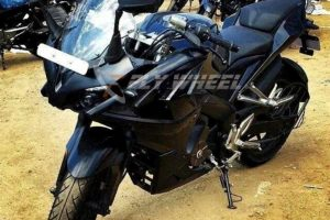 Bajaj Pulsar 200 SS Dealer Stock Yard