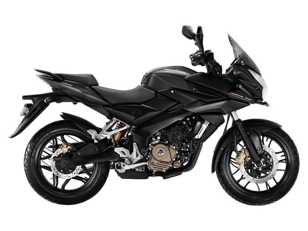 Bajaj Pulsar AS 200 Black Price