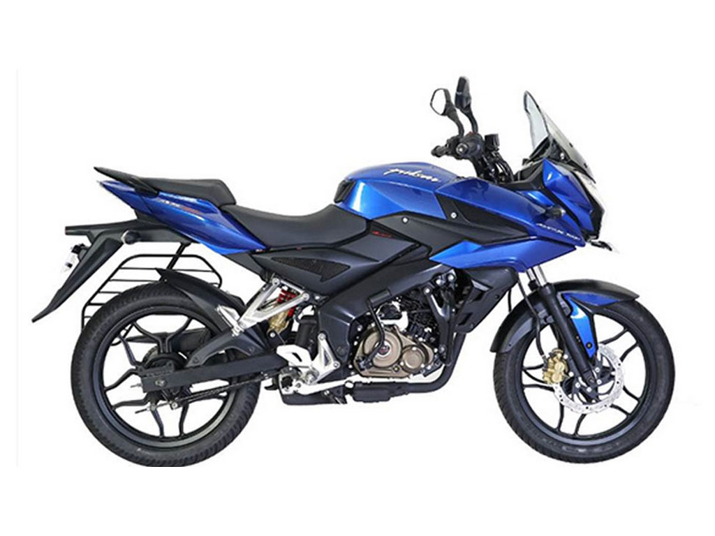 Bajaj Pulsar AS 200 Blue
