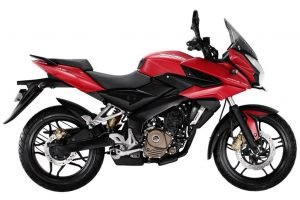 Bajaj Pulsar AS 200 Red