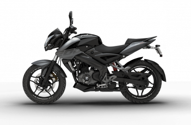 Bajaj Pulsar NS 200 Black