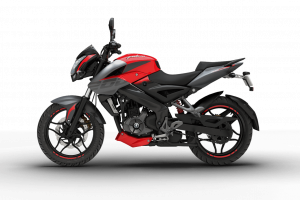 Bajaj Pulsar NS 200 Red