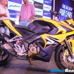 Bajaj Pulsar RS 200 Design