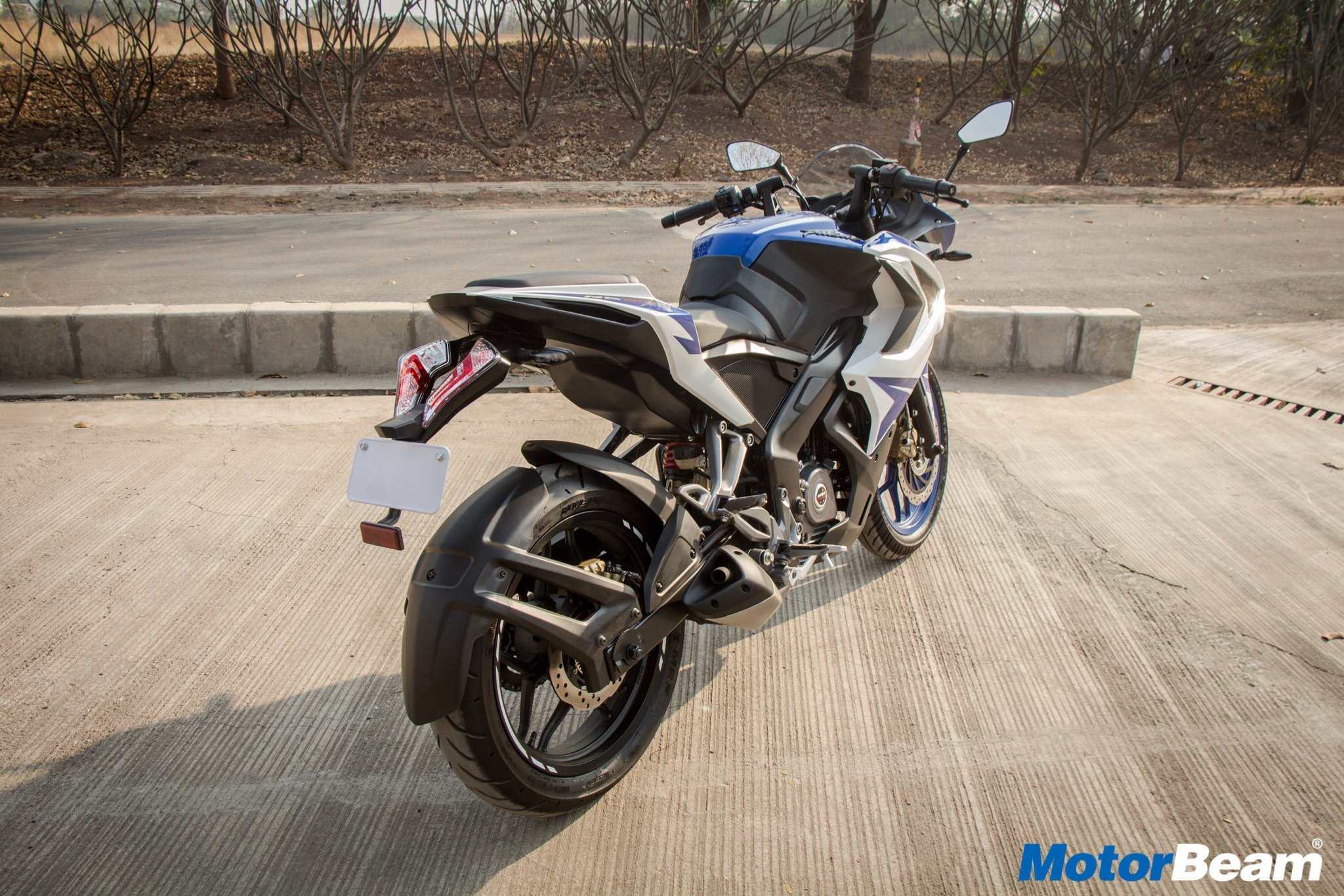 Bajaj Pulsar RS 200 Price