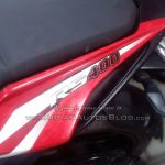 Bajaj Pulsar RS 400 Badge Testing