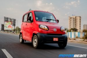 Bajaj Qute Review Test Drive