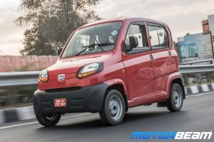 Bajaj Qute Video Review