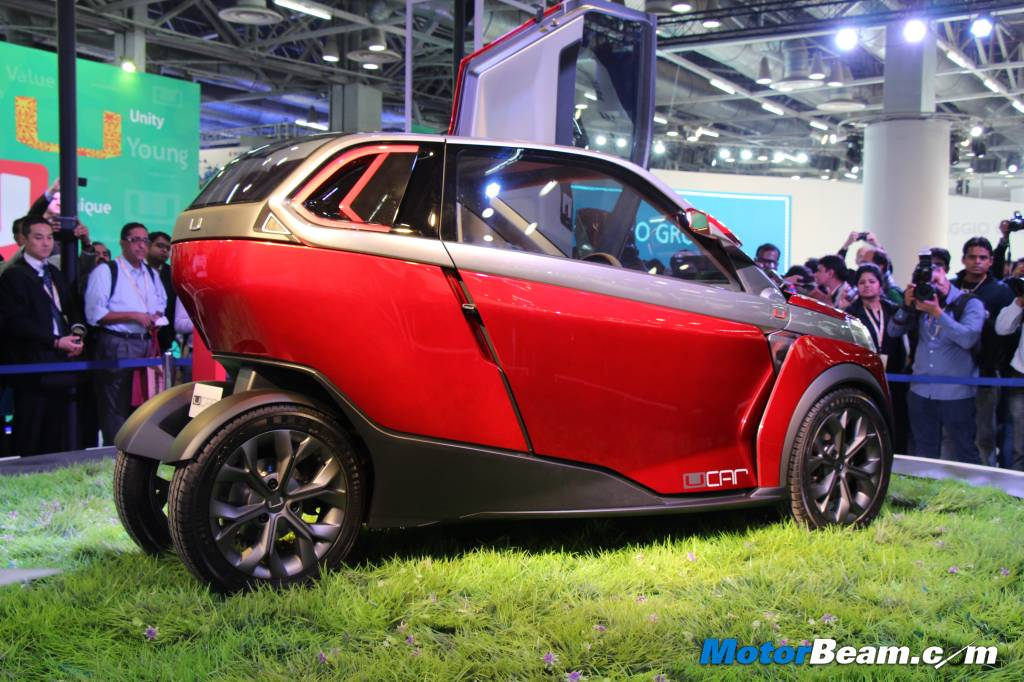 Bajaj U Concept Unveil