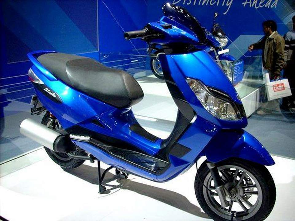 Bajaj Upcoming Scooter