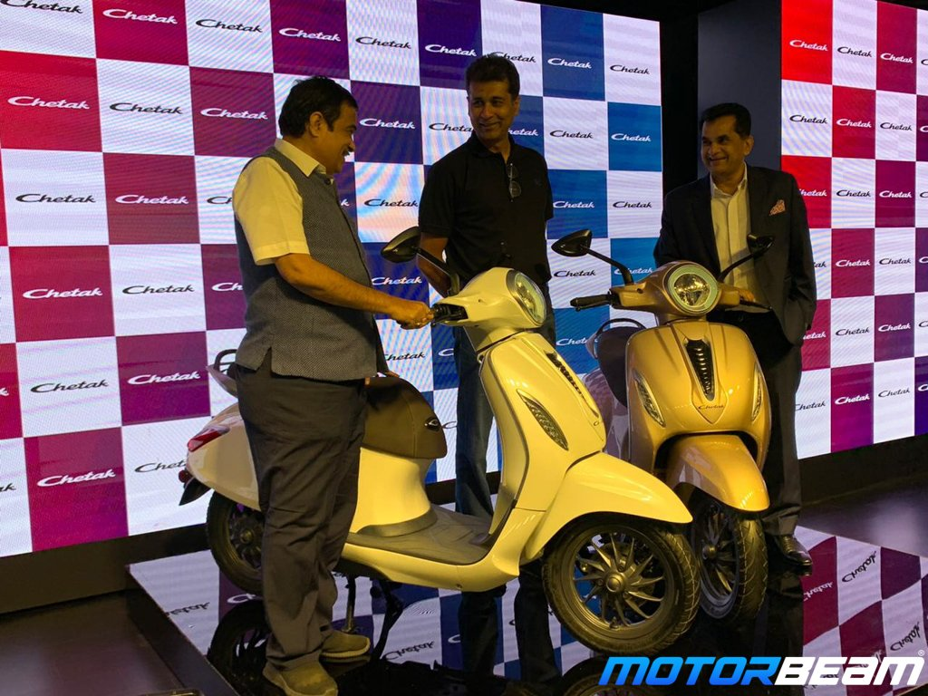 Bajaj Urbanite Launch