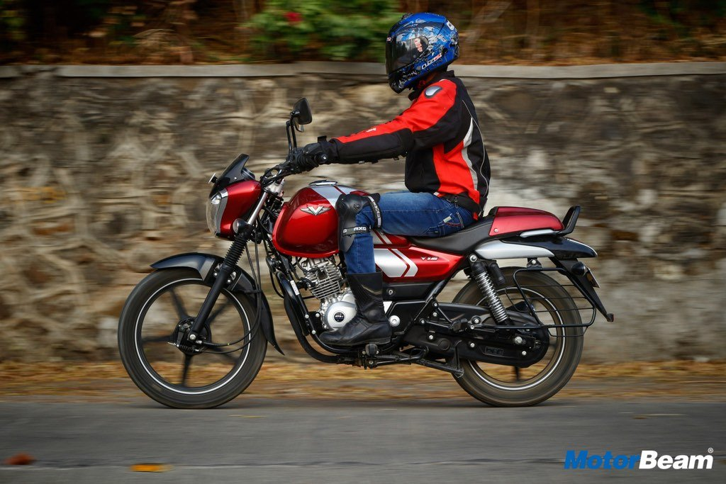 Bajaj V12 Performance
