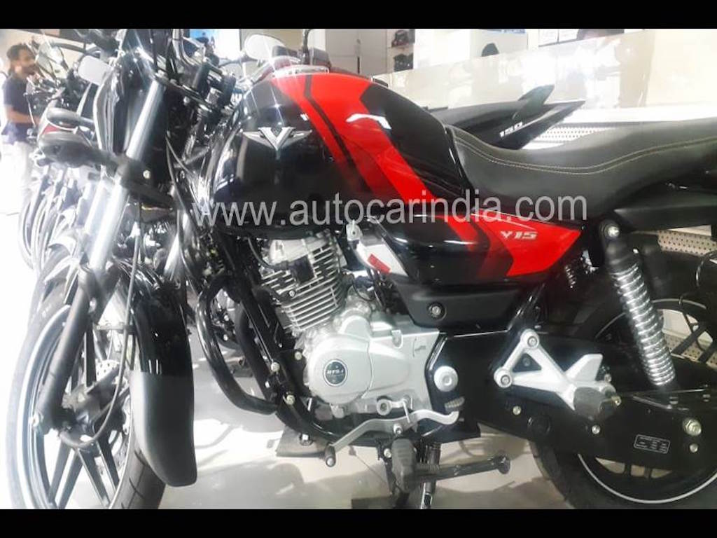 Bajaj V15 Power Up Launch