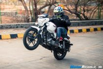 Bajaj V15 Video Review